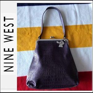 Nine West vintage clutch purse